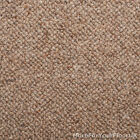100% Wool Berber Carpet - Driftwood Brown - Quality Loop