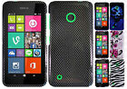 For Nokia Lumia 530 HARD Protector Case Snap On Phone Cover Accessory