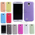 1 Pcs Ultra-thin 0.5mm Transparent Matte Cover Case For Samsung Galaxy S4 i9500