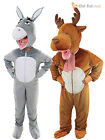 Deluxe Kids Nativity Animal Onesie Costume Childrens Christmas Fancy Dress