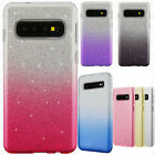 For Samsung Galaxy S10 / S10 Plus SHINE Hybrid Hard Case Rubber Phone Cover $7.95 USD on eBay