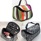 1x Hanging Toiletry Travel Wash Makeup Cosmetic Organizer Case Zipper Bag Holder