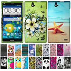 For ZTE Grand X Max Z787 Cricket Skull Snap On HARD Case Cover Accessory