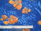 Disney Finding Nemo fish Sea cotton quilting fabric - *Choose design & size