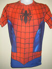 Nwt Men Under Armour 1246520 Alter Ego Marvel Spiderman Comp Top Size S M L $60