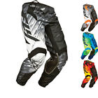FLY RACING 2015 KINETIC GLITCH RACEWEAR ENDURO OUTDOORS SPORTS MOTOCROSS PANTS