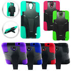 For Samsung Galaxy Mega 2 Cover Trifecta Kickstand Accessory Case