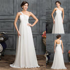 2015 XMAS SALE!! WEDDING Bridal Prom Cocktail EVENING Party Long Dress PLUS SIZE