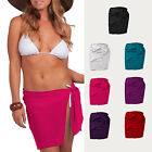 Beach Swimsuit Swimwear Bikini Waist side Tie Style Summer Cover-Up Skirt