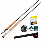 Redington PATH Fly Rods Lifetime Warranty w/ Case