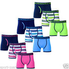 Mens Crosshatch Neonic Pack of 3 Boxer Trunks Shorts Underwear Size