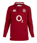 ENGLAND Away Classic L/S 2014/15 Men's Rugby Jersey (B972429-T38)