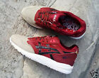 Asics Gel Saga Christmas Pack Burgundy Dark Brown H41VK 2628 Lyte III V