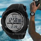 Cool Military Men Outdoor LCD Digital Stopwatch Date waterproof sport wristwatch