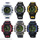 Pasnew Boys/girls/Student's Double Movement Waterproof Sport Swimming Watch Gift