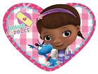 "3-6"" DOC MCSTUFFINS  CHARACTER CUSTOM  HEAT TRANSFER IRON ON"