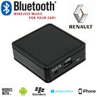Renault Bluetooth Car Music Streaming Handsfree Aux In Interface & USB Charging
