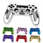 Front Back Protective Case Skin Hard Cover For Play Station 4 PS4 Controller
