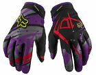 03255-053 Fox Gloves Dirtpaw Motorcycle MX ATV Off Road Womens Purple Gloves
