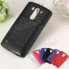 New Extended Battery TPU Gel Silicone Case Fitted Skin Cover For LG G3 D855 US