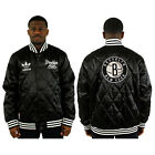 Adidas Brooklyn Nets NBA Men's Varsity Jacket Coat