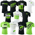 MUSCLE PHARM MENS SHORT SLEEVE T-SHIRTS - GYM FITNESS EXCERISE TRAINING