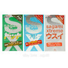 10p Sagami xtreme condom 0.02mm Super Ultra Thin Dotted Lubricated condoms Japan
