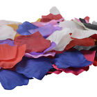 1000 pcs Multi Colors Silk Rose Petals Flowers Confetti Wedding Table Decoration