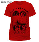 Official  T Shirt LED ZEPPELIN Red BIG BLIMP Distressed Print All Sizes