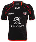 STADE TOULOUSE 2014/15 Replica Home Rugby Jersey (TOJR305BLK)