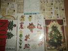 Flower Soft Toppers and Sentiments Christmas Noel, Tree, Vintage Various Designs