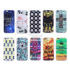 For iPhone Samsung Ultra Thin 0.6mm TPU Colorful Silicone Soft Rubber Case Cover