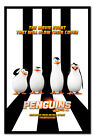 Framed Penguins Of Madagascar One Sheet Movie Film Poster New