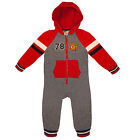 Manchester United FC Official Football Gift Baby Boys Onesie Grey (RRP £29.99!)