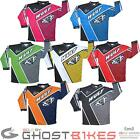 Wulf Crossfire Cub Motocross Jersey MX Enduro Top Wulfsport Shirt Kids Junior
