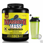 Interactive Nutrition Mammoth Mass 2.2kg / 6.8kg Size Mass Gainer + Free Shaker