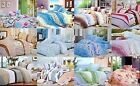Wow Super Soft Luxury Floral 3 Piece Queen Bedding Duvet Cover Sets 12 Design NW