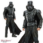 "FANCY DRESS COSTUME ~ MENS SUPERMAN GENERAL ZOD DELUXE SIZE 38""-46"" CHEST"