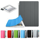 1PCS Ultra Thin Magnetic Leather Smart Cover Case for Apple iPad 2 3 4 Trendy