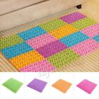 NEW Soft Anti-slip Home Bathroom Kitchen Floor Suction Mats Splicing Pad Cushion