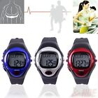 sports heart rate - Fitness Pulse Heart Rate Monitor Sport Watch Running Exercise Calorie Counter US