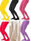 Ladies Tights Plain Colours  50 Denier 50s 60s 70s 80s  Fancy Dress Accessory