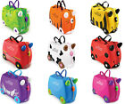 Trunki Kids/Children's Ride On/Pull Along Suitcase/Luggage Travel Fun BN