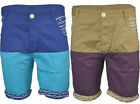 Mens Casual Soul Star Coastline Shorts Chinos Cotton Summer Knee Length Cotton