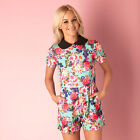 Womens Glamourous Playsuit In Floral From Get The Label PLAYS1
