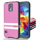 For Apple iPhone SERIES Hybrid TPU PU Case Cover Colors