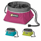 Ruffwear Quencher Cinch Top II Dog Bowl Collapsible Travel Dish Packable