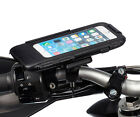 Motorcycle Quick Release Bike Mount + Waterproof Case for Apple iPhone 6 4.7