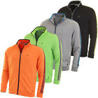 Calvin Klein Golf 2015 Mens CK Primal Tech Jacket Full Zip Pullover Track Style