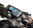 Bike Locking Strap Motorcycle  Mount + Tough Waterproof Case for iPhone 6 Plus